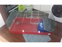large indoor rabbit or guineapig cage
