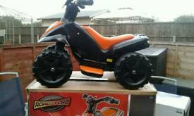 ROADSTERZ BATTERY OPERATED QUAD