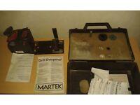 Vintage Martek Drill Sharpener