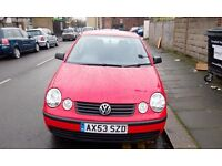 VOLKSWAGEN POLO 1.2 LONG MOT AUGUST 2017 PX WELCOME