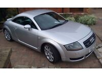 audi tt quattro 1.8t 225 BAM engine fsh leather cambelt changed px swap discovery