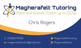 GCSE Maths and Science Tutor Magherafelt