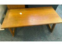 Coffee table #34072 £40