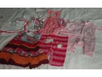 0-3 m baby girls clothes