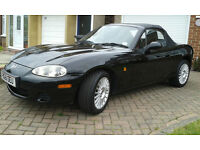 Mazda Mx5 mk 2.5 S-VT Auto 1.8i with Factory fitted Air Conditioning!