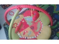 Baby gym mat Very Good condition