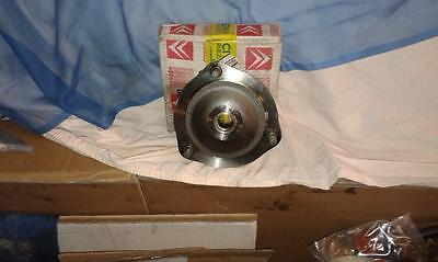 Citroen 2CV Hub Flange, BRAND NEW, GENUINE CITROEN PART