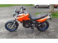 aprilia pegaso strada 650 2005 reg