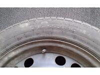 4x215/55zr16 wheels+tyres