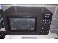 NEFF 900 Watt Microwave