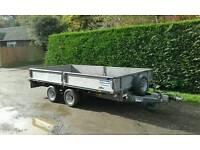 Ifor williams 3.5 tonne drop side trailer *2011 model