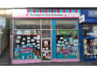 RETAIL SHOP TO LET IN SHAWLANDS