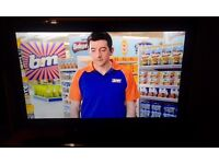 32inch led hd tv with built in freeview