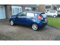 2016 Ford Fiesta 1.0 Zetec 5Dr. 100ps, front wheel drive, manual, 5 speed