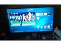 Hitachi 42inch smart tv