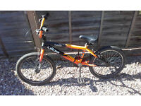 REBUILT VIBE IGNITE BMX good condition JUST SERVICED with WARRANTY