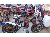 Childrens Bikes Varieties boys girls from £15