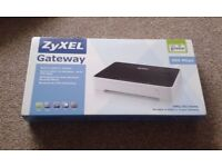 Zyxel Router Brand New