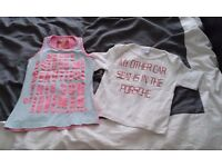 2 girls t-shirts