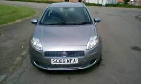 FIAT GRAND PUNTO 2009 1.4MOT ONE YEAR GREAT CONDITION
