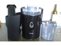 PHILIPS LARGE JUICER USED