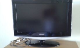 Samsung 26-inch HD Ready LCD Television with FreevieW