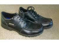 Gola black school/work shoes