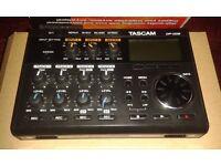 TASCAM DP-006 DIGITAL POCKETSTUDIO 6-TRACK PORTABLE MULTI-TRACK RECORDER