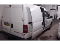 Diesel Citroen Dispatch with twin sliding doors ,lots of room ,very good condition, px welcome