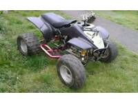 Quadzilla pro shark 100cc 2 stroke apache rlx aeon cobra eton breaking for parts