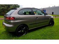 2006 Seat Ibiza 1.2 12v FULL mot FULL service. Vw polo corsa micra 206 207 mini yaris