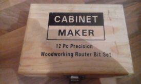 Woodworking Router Bit Set