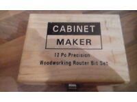 Woodworking Router Bit Set