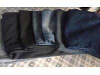 Boys trousers bundle age 8