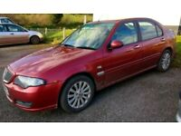 Rover 45 diesel Facelift, low mileage