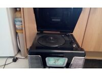 croxley vinyl record player