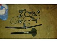 Swap sell hill set up fluid breaks gear changer dealer