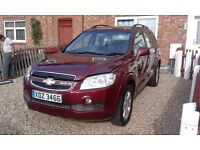 Chevrolet Captiva 7 Seater For SALE