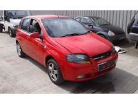 2007 Chevrolet Kalos Slight damaged repairable