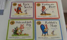 Set of 4 Julia Donaldson Books
