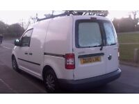 2010 VW CADDY T20i WITH 1 YEARS MOT