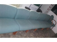 Antocks Lairn - high quality, premium office/reception chairs (x7)