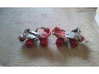 Roller skates (size 3)