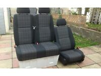 mercedes sprinter vw crafter driver and passanger seats