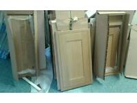 Kitchen unit doors