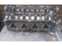 For sale vw mk2 golf gti kr engine code cylinderhead 1.8 16 valve 1990