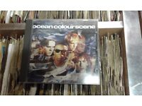 Ocean Colour Scene ‎– Ocean Colour Scene, first album on CD.