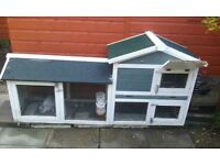 Rabbit cage, in a very good condition
