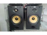 B&W DM601 SPEAKERS