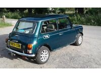 Rover Mini Mayfair - Low Mileage, Resprayed, Regularly Serviced, Lady Owner